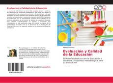 Bookcover of Evaluación y Calidad de la Educación