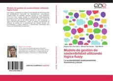 Buchcover von Modelo de gestión de sostenibilidad utilizando lógica fuzzy