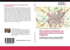 Capa do livro de Corredores turísticos no planejamento do turismo regional