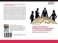 Juntas de Distrito y Orientación al Ciudadano en la Ciudad de Madrid kitap kapağı