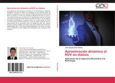 Portada del libro de Aproximación dinámica al Kt/V en diálisis