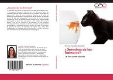 Buchcover von ¿Derechos de los Animales?