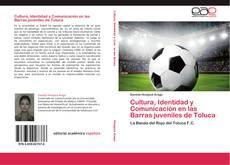 Portada del libro de Cultura, Identidad y Comunicación en las Barras juveniles de Toluca