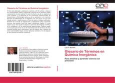 Portada del libro de Glosario de Términos en Química Inorgánica