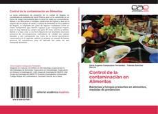 Capa do livro de Control de la contaminación en Alimentos