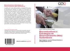 Capa do livro de Biocombustíveis e Estratégias de Desenvolvimento (Não) Sustentáveis