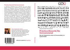 Práctica Docente No Convencional的封面