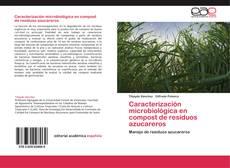 Portada del libro de Caracterización microbiológica en compost de residuos azucareros