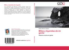 Bookcover of Mitos y leyendas  de mi gente