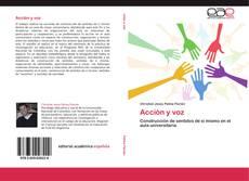 Bookcover of Acción y voz