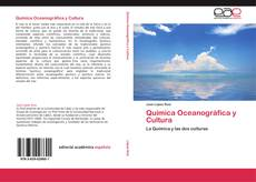 Couverture de Química Oceanográfica y Cultura