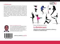 Capa do livro de La Bailoterapia