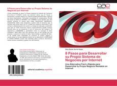 Bookcover of 8 Pasos para Desarrollar su Propio Sistema de Negocios por Internet
