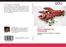 Bookcover of Terror japonés en Hollywood