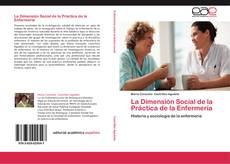 Portada del libro de La Dimensión Social de la Práctica de la Enfermería