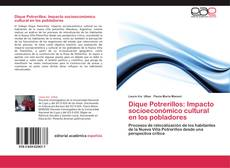 Bookcover of Dique Potrerillos: Impacto socioeconómico cultural en los pobladores