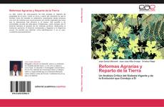 Reformas Agrarias y Reparto de la Tierra的封面