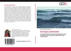 Bookcover of Energía undimotriz