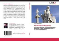 Bookcover of Filosofía del Derecho