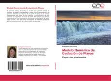 Capa do livro de Modelo Numérico de Evolución de Playas