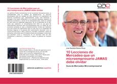 Buchcover von 10 Lecciones de Mercadeo que un microempresario JAMAS debe olvidar