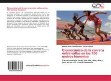 Buchcover von Biomecánica de la carrera entre vallas en los 100 metros femenino