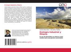 Bookcover of Ecología Industrial y Minería