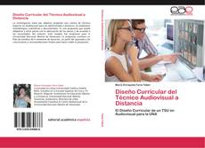 Buchcover von Diseño Curricular del Técnico Audiovisual a Distancia