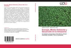 Capa do livro de Energía, Medio Ambiente y Desarrollo en la Amazonía