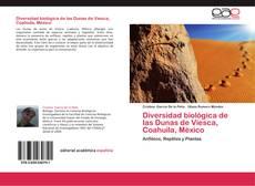 Обложка Diversidad biológica de las Dunas de Viesca, Coahuila, México