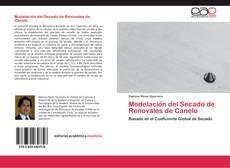 Bookcover of Modelación del Secado de Renovales de Canelo