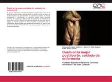 Couverture de Duelo en la mujer postaborto: cuidado de enfermería