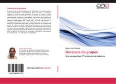 Copertina di Gerencia de grupos