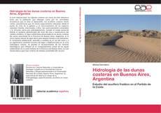 Portada del libro de Hidrología de las dunas costeras en Buenos Aires, Argentina