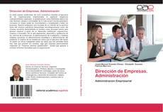 Capa do livro de Dirección de Empresas. Administración