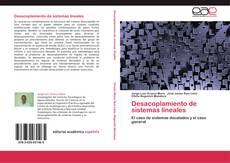 Desacoplamiento de sistemas lineales kitap kapağı