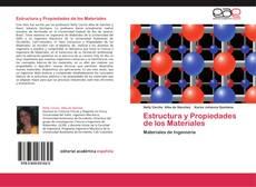 Capa do livro de Estructura y Propiedades de los Materiales