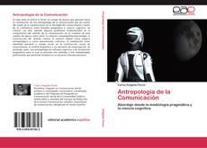 Borítókép a  Antropología de la Comunicación - hoz