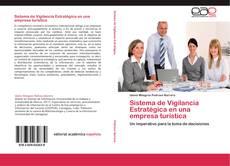 Buchcover von Sistema de Vigilancia Estratégica en una empresa turística
