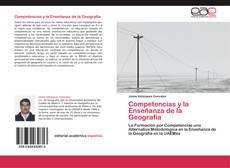 Portada del libro de Competencias y la Enseñanza de la Geografía