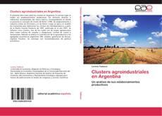 Portada del libro de Clusters agroindustriales en Argentina