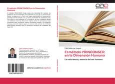 Обложка El método PRINCONSER en la Dimensión Humana