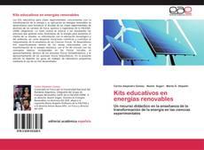 Portada del libro de Kits educativos en energías renovables