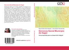 Portada del libro de Gerencia Social Municipio de Itagüí