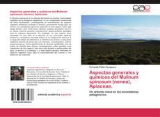 Bookcover of Aspectos generales y químicos del Mulinum spinosum (neneo), Apiaceae.