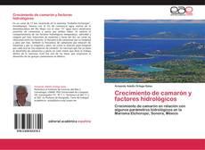 Bookcover of Crecimiento de camarón y factores hidrológicos
