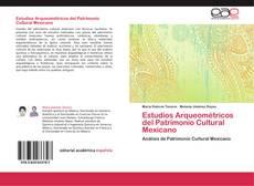 Portada del libro de Estudios Arqueométricos del Patrimonio Cultural  Mexicano