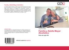 Capa do livro de Familia y Adulto Mayor Alcohólico