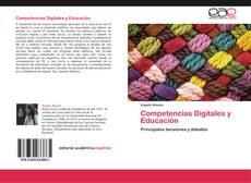 Portada del libro de Competencias Digitales y Educación