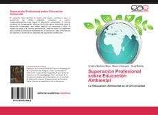 Portada del libro de Superación Profesional sobre Educación Ambiental